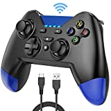 Best Game Support Bluetooth Game Controllers - Wireless Controller for Nintendo Switch, AGPTEK Bluetooth Gaming Review