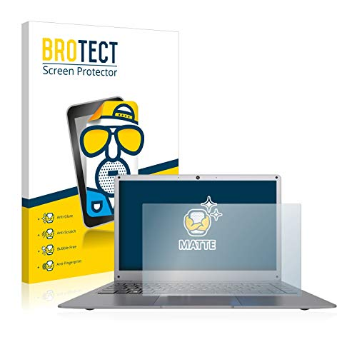 BROTECT Entspiegelungs-Schutzfolie kompatibel mit Odys Mybook 14 Pro Displayschutz-Folie Matt, Anti-Reflex, Anti-Fingerprint