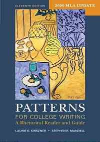 Patterns for College Writing (Hudson Valley Community...