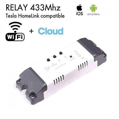 Liftmaster 850 lm 3 canaux porte récepteur sécurité 2.0 et code Switch compat