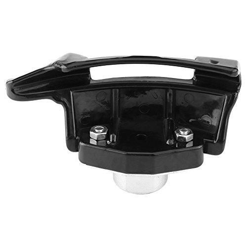 Qiilu Negro Neumático cambiador máquina plástico Nylon Monte desmontaje Duck Head Kit Dia 28mm 30mm(30mm)