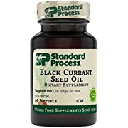 Standard Process - Black Currant Seed Oil - 60 Softgels