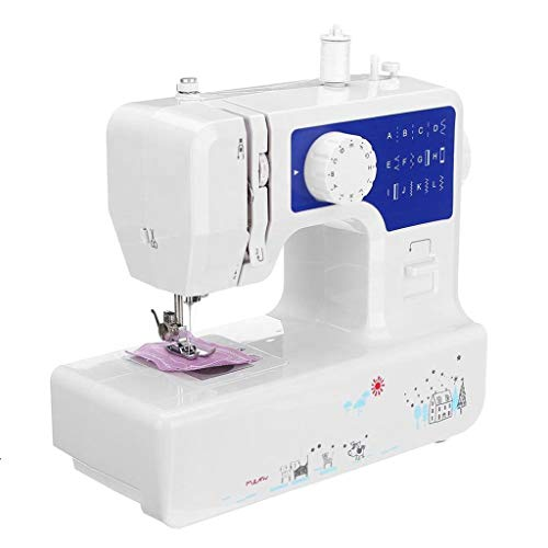 Yeefant Heavy Duty Sewing Machine, Automatic Needle Threader with Stitch Capability Quick Repairing DIY Sewing at Home Electric Sewing Machine Best Sewing Machine for Beginners Best Gift For Family