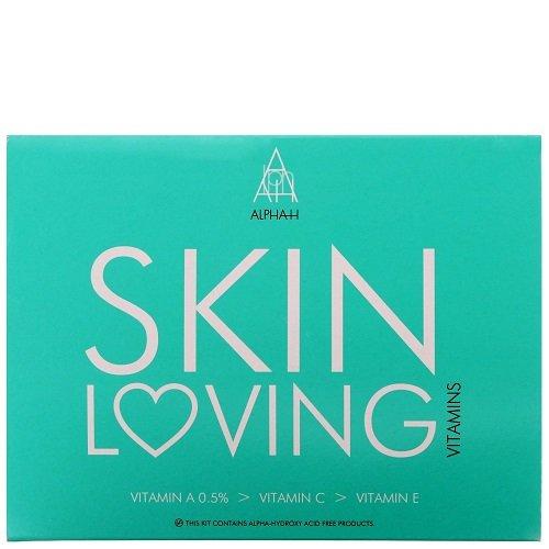Alpha-H piel Loving 0.5% Vitaminas Kit, Vitamina A/C y E