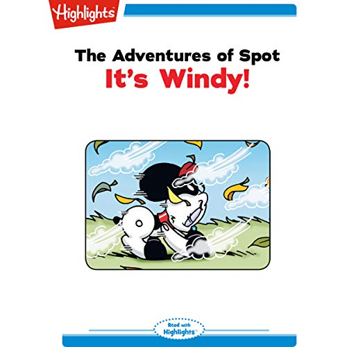 The Adventures of Spot: It's Windy Titelbild