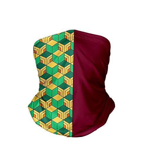 Nekbekleding tulband/nekbedekking/masker ademend zweetabsorberende handdoek multifunctionele kleding heren en dames magische hoofddoeken geschikt voor bergbeklimmen hardlopen