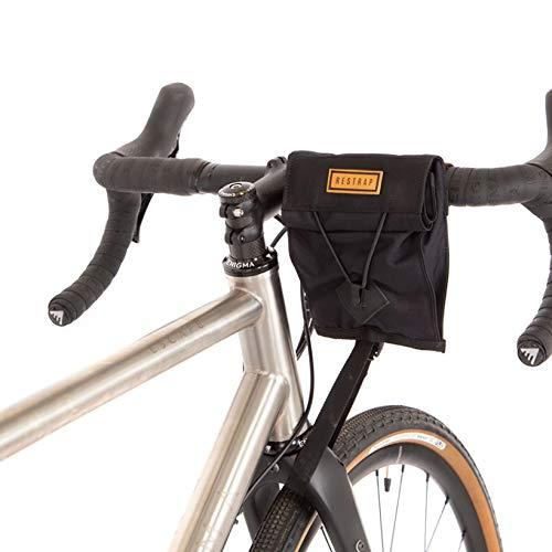Restrap Tech Bag Ferroviario Bagagerie Bicicleta Unisex, Neg
