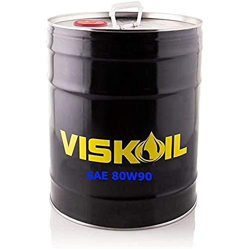 20 Litri Olio Per Cambio Manuale 80w90 Viskoil