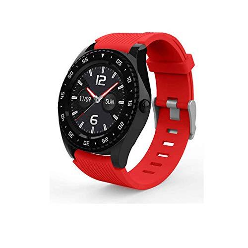 XQTEI Reloj deportivo inteligente podómetro deportivo recordatorio inteligente de ritmo cardíaco recordatorio sedentario reloj de monitoreo de ritmo cardíaco de presión arterial