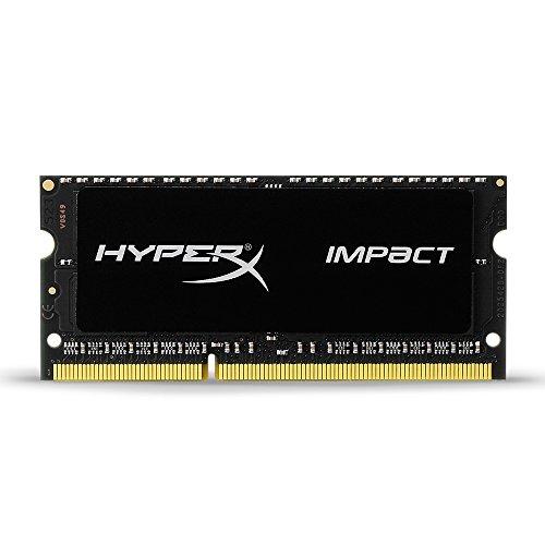 HyperX Impact HX316LS9IB/8 Memoria RAM 1600 MHz DDR3L CL9 SO