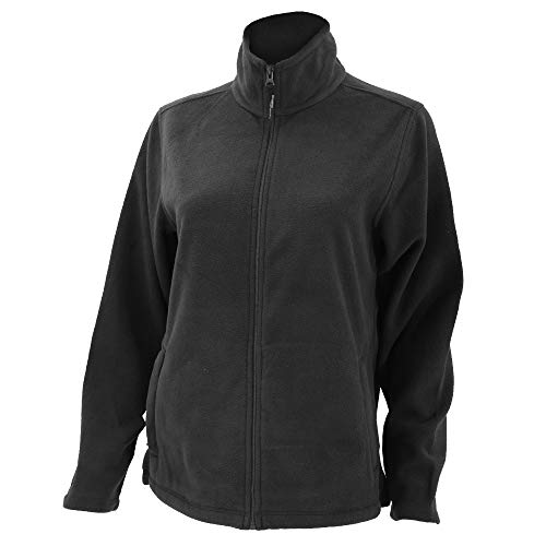 Regatta Damen Jacke Full Zip Micro-Fleece 40 schwarz