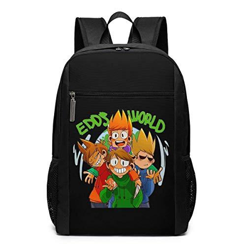 School Bag Travel Daypack, Edds-World Backpacks Travel School Large Bags Shoulder Laptop Bag for Men Women Kids
