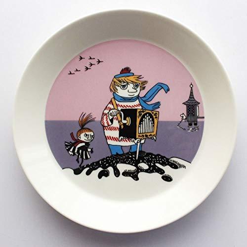 Moomin Tooticky Violet Tea Plate 19cm