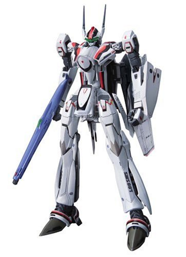 Bandai Macross Transformable Model Kit 1/72 Scale VF-25F Messiah Valkyrie Alto Custom