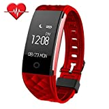BIGFOX Fitness Tracker Smart Watch Sleep Heart Rate Monitor Activity Tracker Waterproof Pedometer