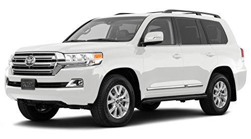 2018 Toyota Land Cruiser, 4-Wheel Drive (Natl), Blizzard Pearl