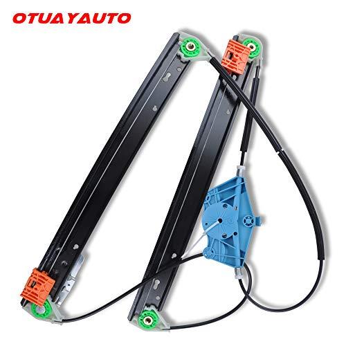 OTUAYAUTO 8E0837461 A4 B6 B7 Fensterheber Vorne Links ohne Motor Elektrische