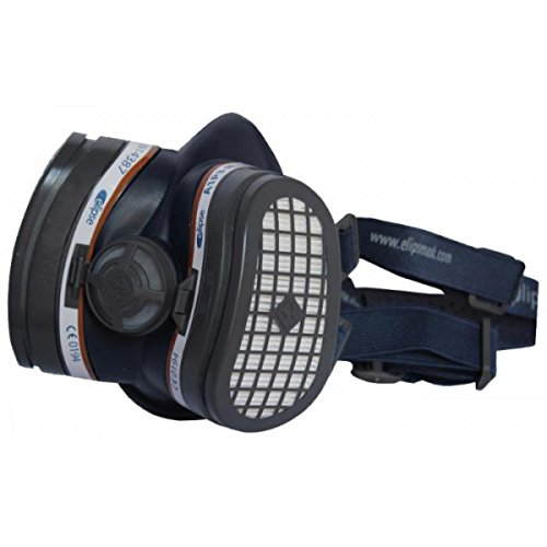 Ama Masque de protection par avion Elipse A1P3 pour traitements phytopharmaceutiques
