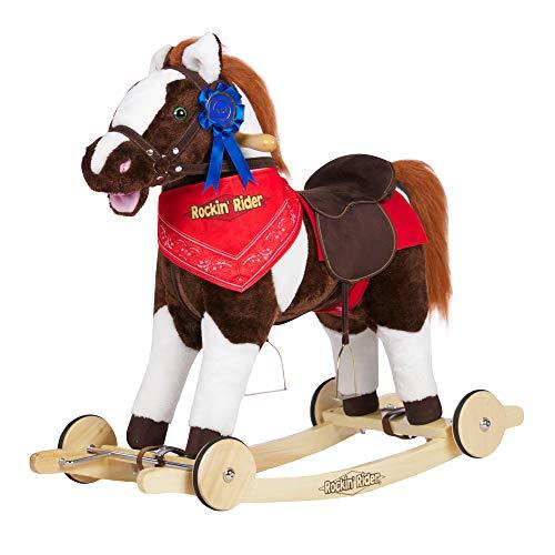 Rockin Rider Admiral 2-in-1 Horse