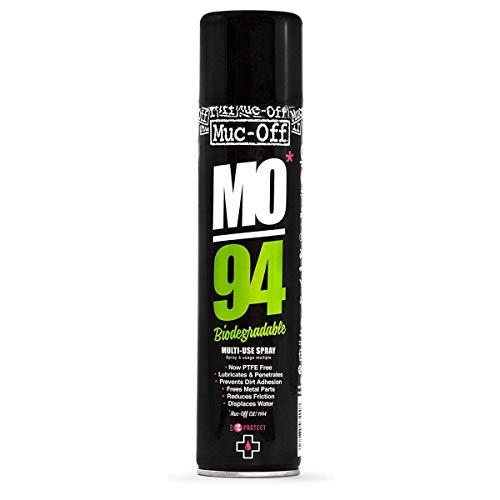Muc Off MO-94 Korrosion Rost Schutz Schmier Stoff 400 ml Fahrrad Schmiermittel Rad Pflege Spray, 400