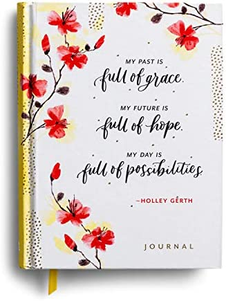 DaySpring Holley Gerth Grace Hope Possibility Journal product image
