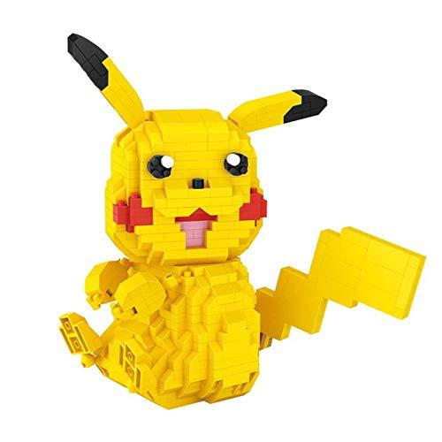 Pokemon Pikachu figure - 760pcs small building blocks #i224
