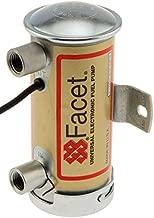 Facet 480563N, Facet Cylindrical 24v Fuel Pump, 1/4 NPT, 6-8 psi