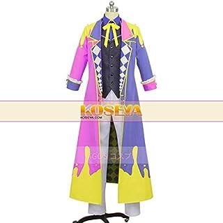 【AGOS】 (ウィッグ、靴追加 )プロジェクトセカイ カラフルステージ! プロセカ ワンダーランズ×ショウタイム 神代類 コスプレ衣装風