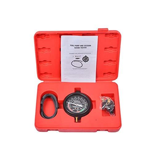 U/D HKRSTSXJ Prueba de la Bomba de Combustible probador del calibrador de presión de vacío Auto Nuevo probador del calibrador mecánico