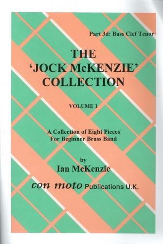 Jock McKenzie Collection Volume 1, brass band, part 3d, bass clef Tenor