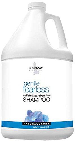 Isle of Dogs Tearless Puppy Sulfate Free Shampoo, 128 Fluid Ounce