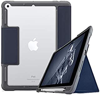 STM Dux Plus Duo case for Apple iPad Pro 9.7 5th & 6th gen 2018 - Midnight Blue (stm-222-200JW-03)