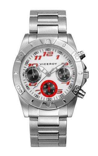 Viceroy 432185-05 - Reloj, Correa de Acero Inoxidable