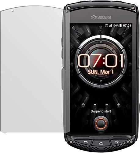 dipos I 6X Schutzfolie matt kompatibel mit Kyocera Torque KC-S701 Folie Bildschirmschutzfolie