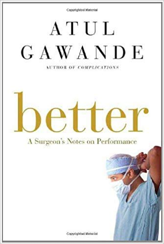 [0805082115] [9780805082111]Better: A Surgeon's Notes on Performance-Hardcover