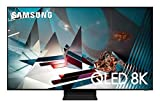 "Samsung 82"" Q800T QLED 8K UHD Smart TV with Alexa Built-in QN82Q800TAFXZA 2020 (Renewed)"