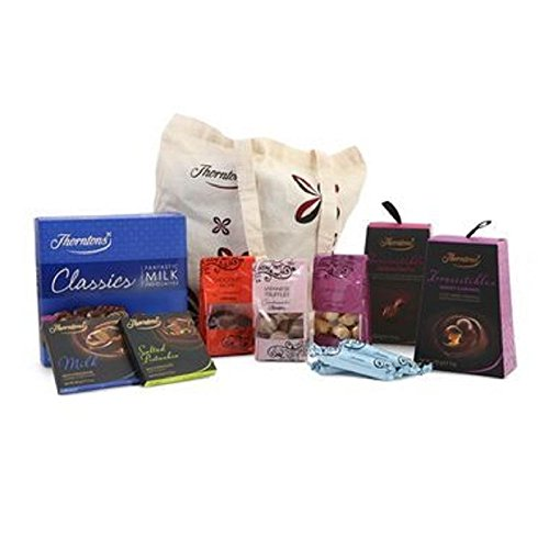 Thorntons Cioccolato al latte Collection Gift Bag (Confezione da 2)