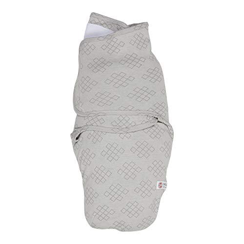 Lodger Unisex Baby Bundler Empire slaapzak, (grijs 078), Neugeboren (fabrikantmaat: New Born)