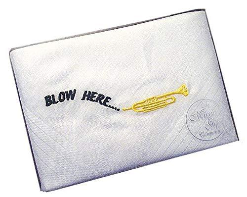 Blow Hier Katoen Zakdoek