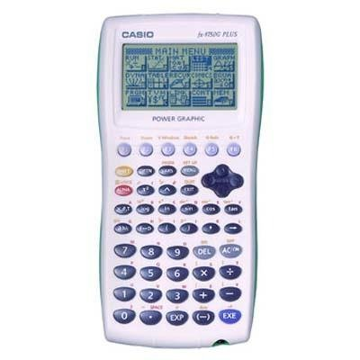 Casio(R) FX-9750GPlus Graphing Calculator