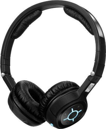 Sennheiser MM 450-X Travel - Auriculares de diadema cerrados Bluetooth, negro