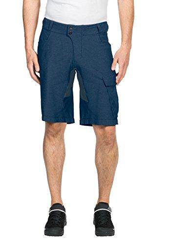 VAUDE Tremalzo II Short pour Homme XL Bleu Fjord