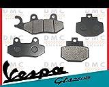 PASTIGLIE FRENO PIAGGIO VESPA GTS 250 - VESPA GTS 150 ie - VESPA GTS 300 ie DAL 2012 AL 2014