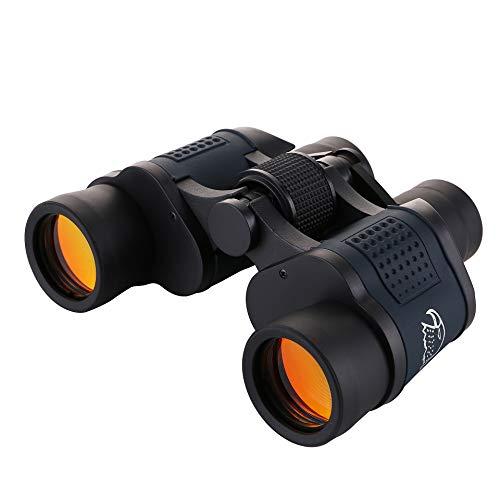 BDFA Los prismáticos Militares del telescopio óptico de Alta Potencia de 10x50, Impermeables, Anti-Niebla Llevan el Bolso y la Correa