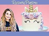 Baking a Unicorn Cake With Rosanna Pansino!