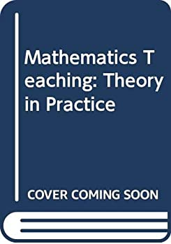 Hardcover Mathematics Teaching Book