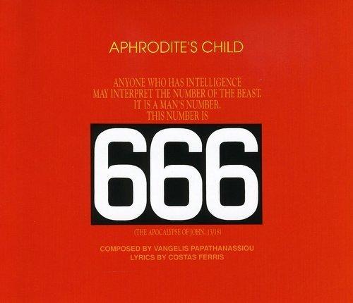 666: Apocalypse of St John by APHRODITE's CHILD (2000-02-08)