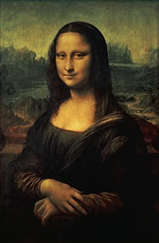 ARjzap Puzzle para Adultos_Mona Lisa_1000 Piezas Jigsaw Puzzle_Juguetes de Juegos educativos Familiares_50x75cm(19.6x29.52 in)