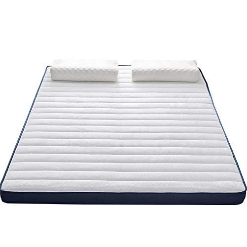 Breathable Thick Tatami Mattress Single Double Sleeping Tatami Floor Mat Japanese Floor Mattress Home Sleeping Pad B 120×200cm(47.2×78inch)
