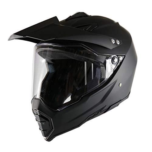 Men Full Face Motocross Helmets Outdoor Lightweight Motorbike Helmet Adventure Motocross Racing Safety Caps
